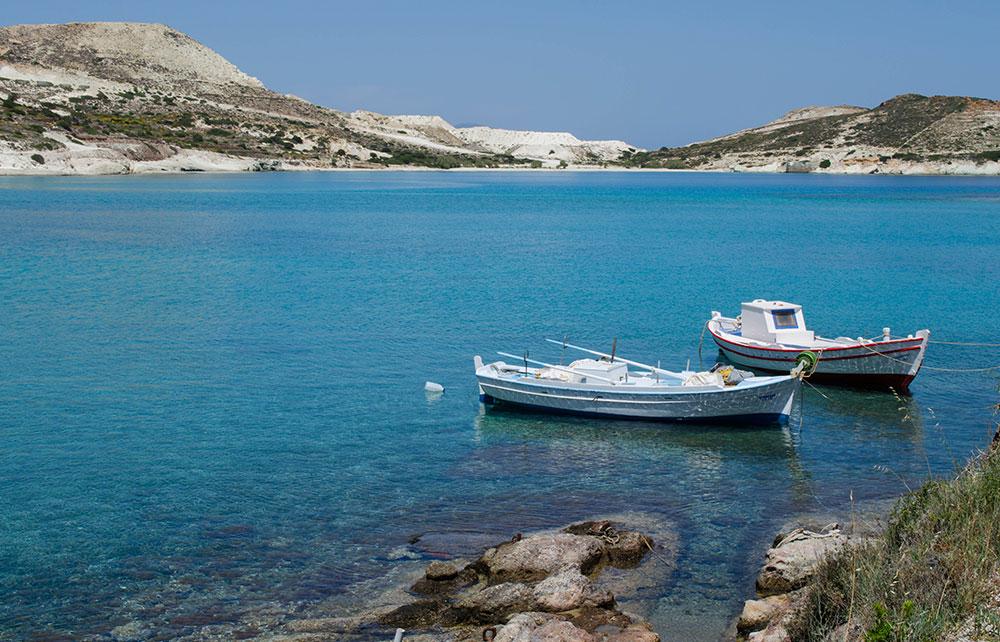 Kimolos - Cycladic Adventures